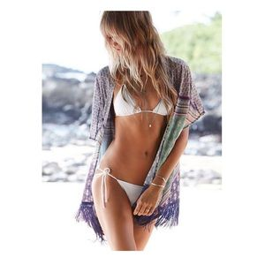 Victoria Secret Beach Kimono XS/S